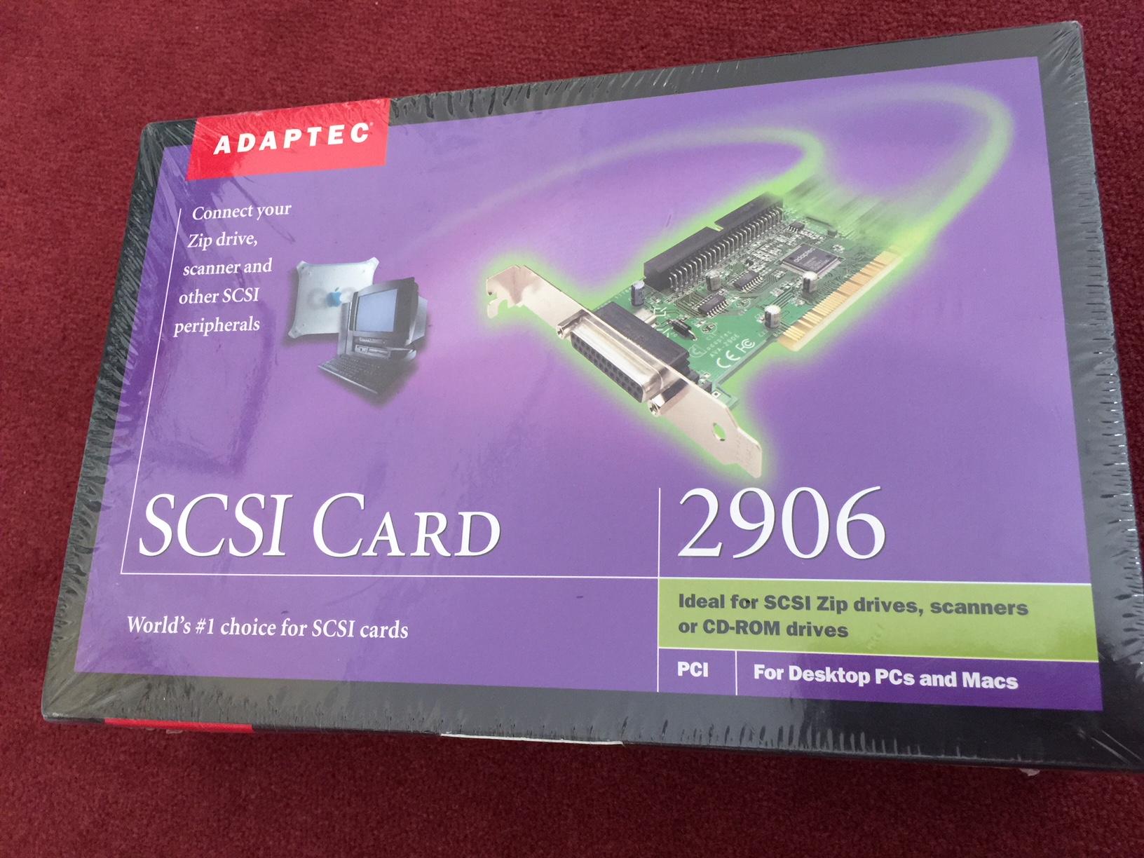 ADAPTEC SCSI CARD 2906 WINDOWS 8 X64 TREIBER